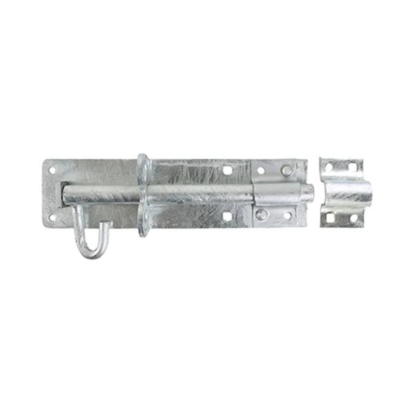 Heavy Duty 4 Galvanised Padbolt Weatherproof Outdoor Gate Latch