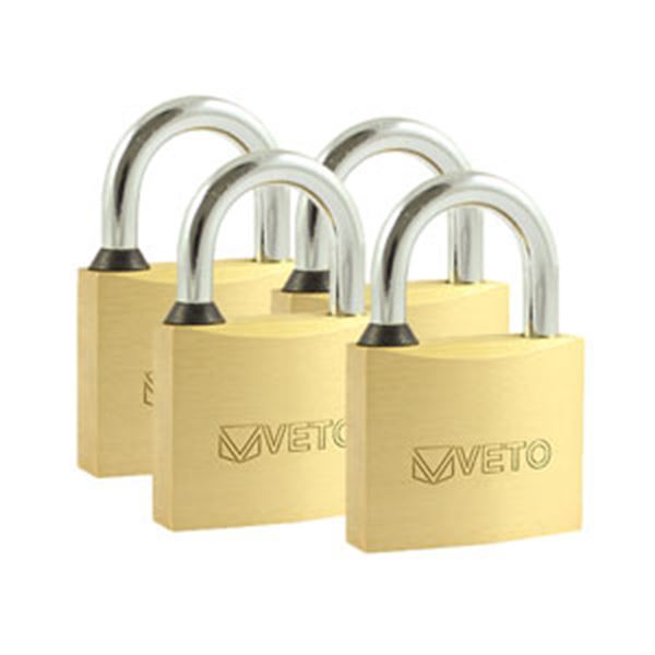 Picture for category Brass Padlock - Key Alike