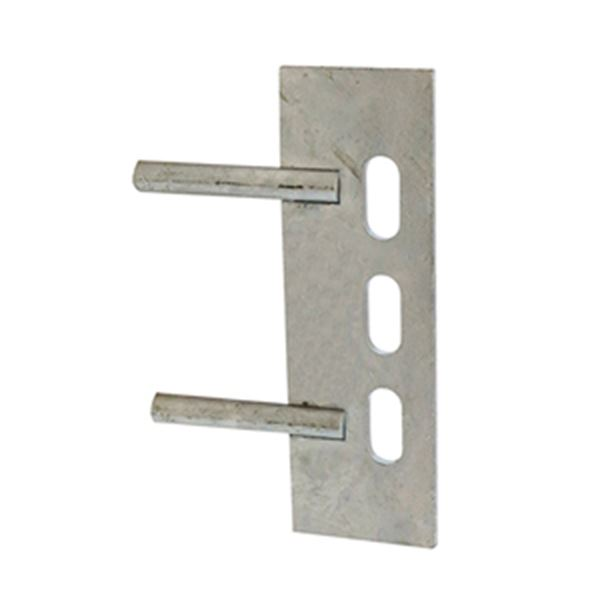 Picture for category Gravel Board Clip - 2 Pin