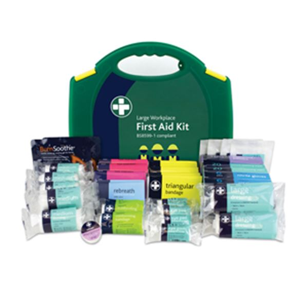 Picture for category BS - Workplace First Aid Kits