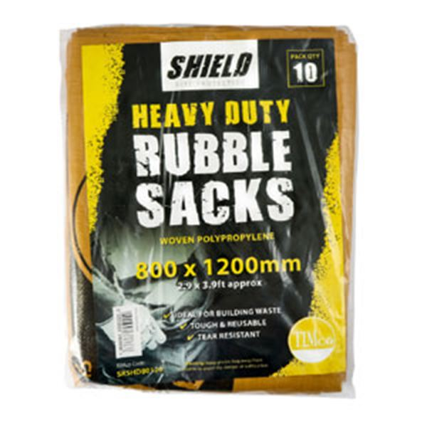 Picture for category Heavy Duty Rubble Sacks
