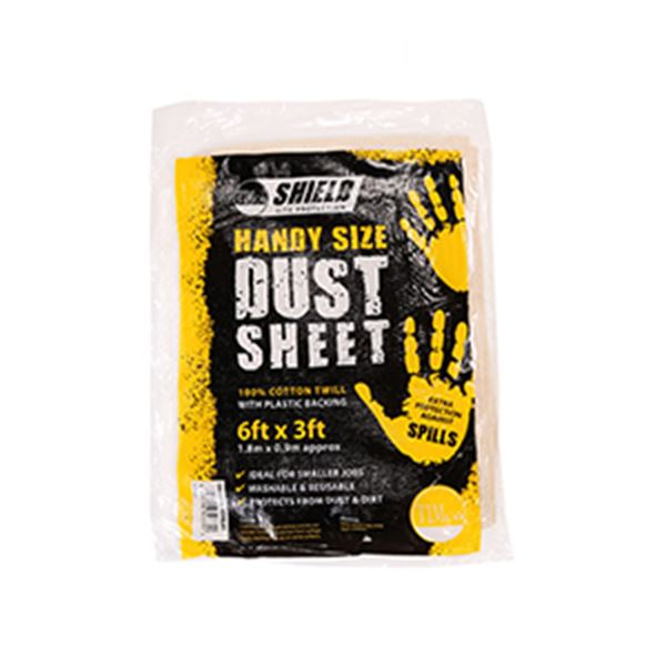 Picture for category Handy Size Laminated Dust Sheet