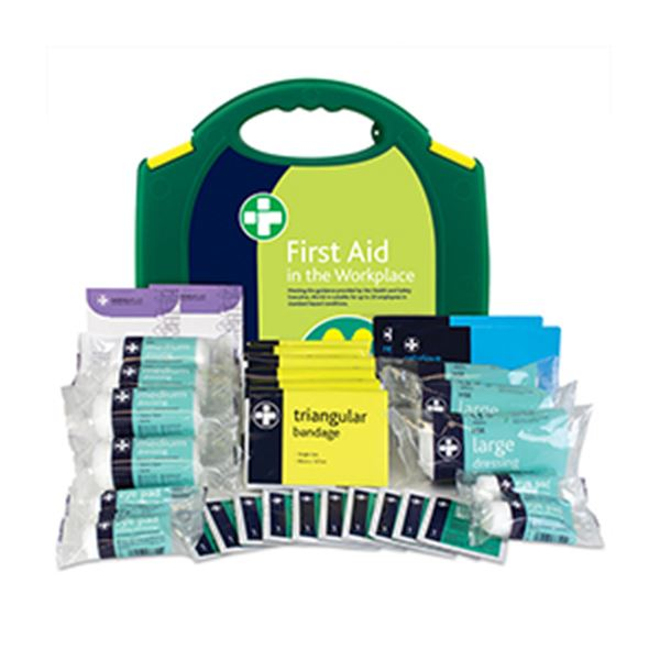 Picture for category HSE - Workplace First Aid Kits