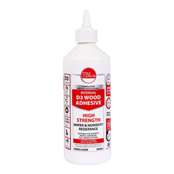 Picture for category Internal D3 Wood Adhesive