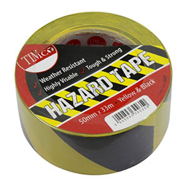 Picture for category Hazard Tape