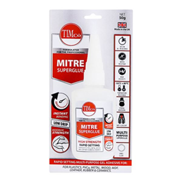 Picture for category Mitre Superglue
