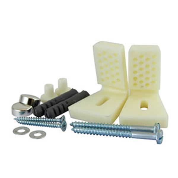 Picture for category Adjustable WC and Bidet Fixing Kit