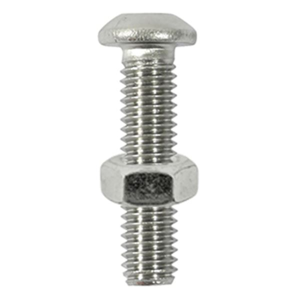 Picture for category Button Socket Screw & Nut - Stainless Steel