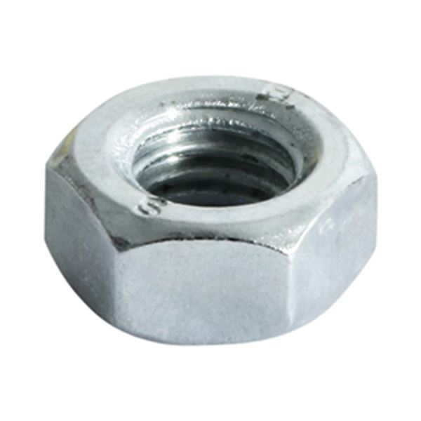 Picture for category Hex Full Nut - Zinc