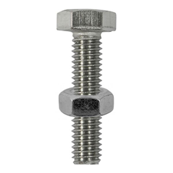 Picture for category Set & Hex Nut - Stainless Steel