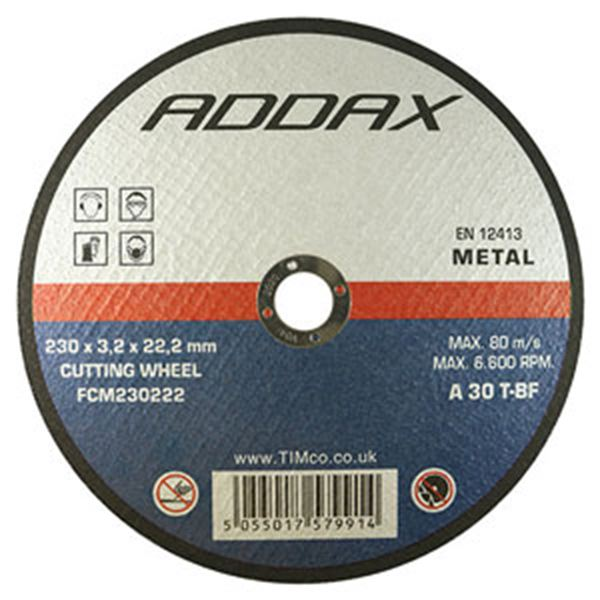 Picture for category Bonded Abrasive Disc - For Cutting
