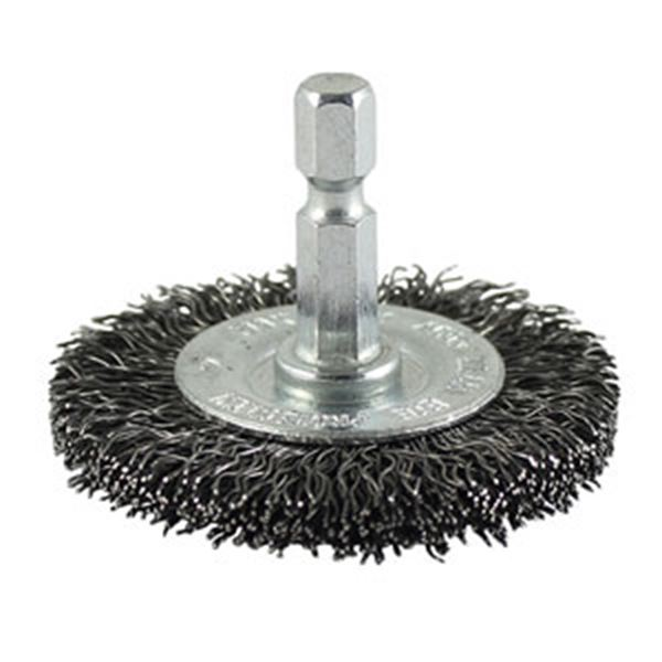 Picture for category Crimped Steel Wire Wheel Brush