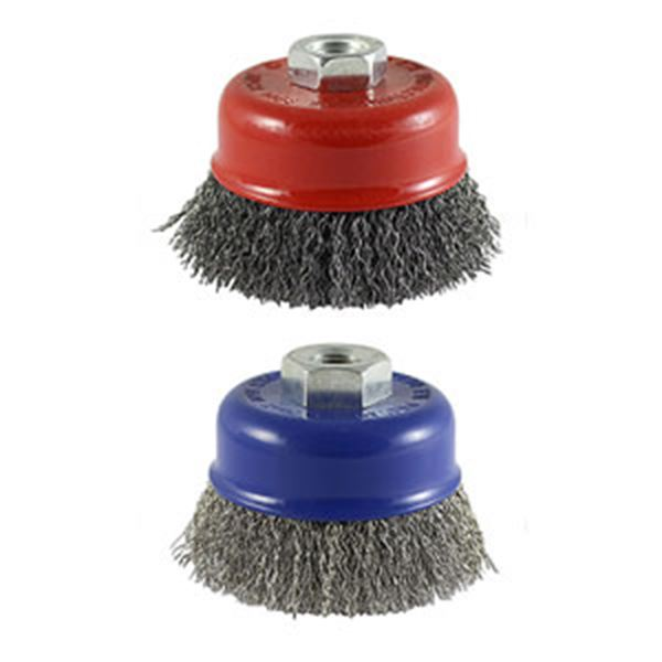 Picture for category Crimped Wire Cup Brush
