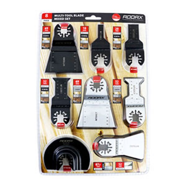 Picture for category Multi-Tool Blade Sets