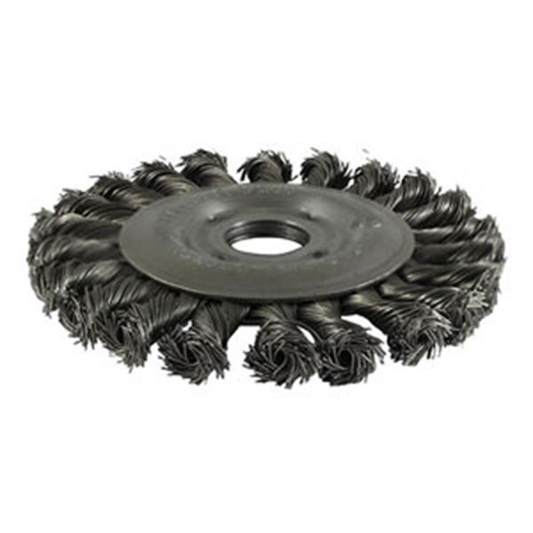 Picture for category Twisted Knot Wire Wheel Brush
