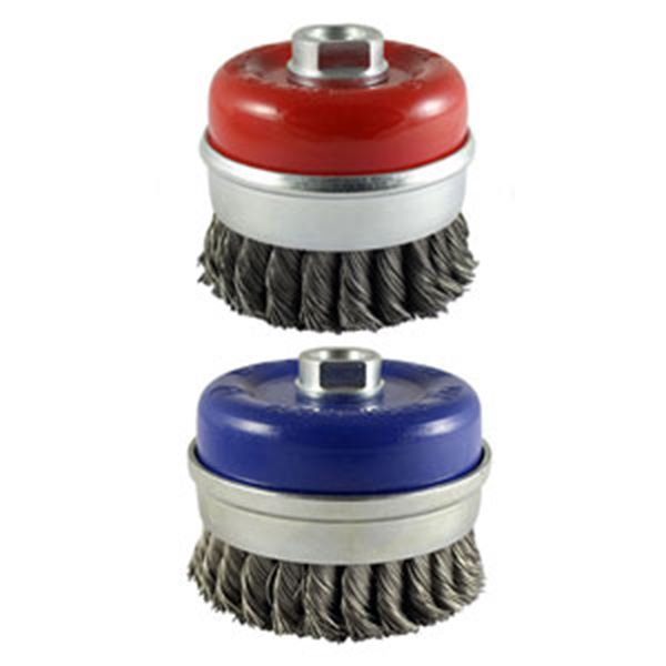 Picture for category Twisted Knot Wire Cup Brush