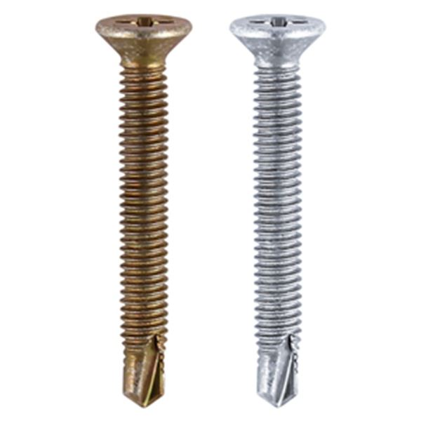 Picture for category Countersunk Head, Metric Thread, Self-Drilling Point