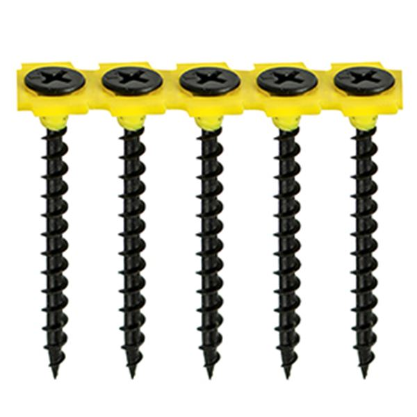Picture for category Collated - Drywall Screw - Coarse