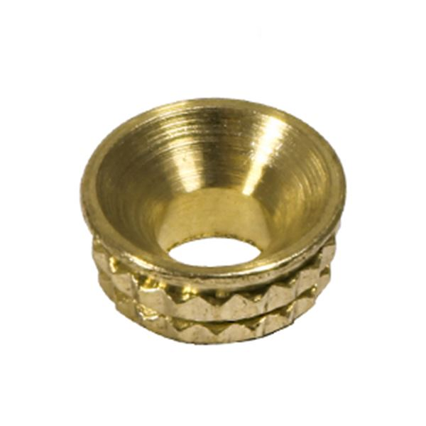 Picture for category Knurled Brass Insert Screw Cups