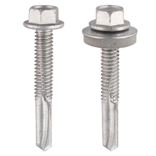 Picture for category Self-Drilling Screw - Heavy Duty Section Steel - Bi-Metal