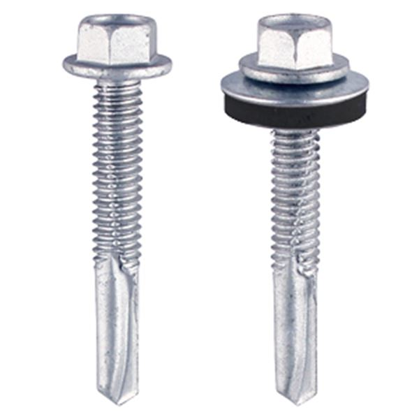 Picture for category Self-Drilling Screw - Heavy Duty Section Steel - Zinc
