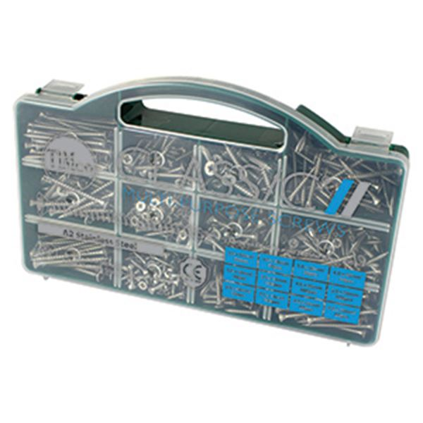 Picture for category Classic - Stainless Steel - Mixed Tray