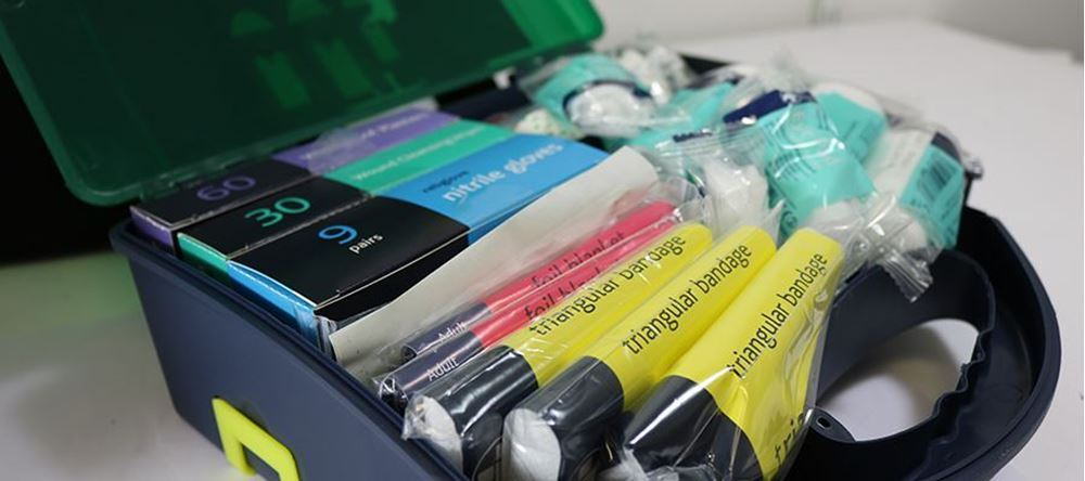 Introducing Our New First Aid Range