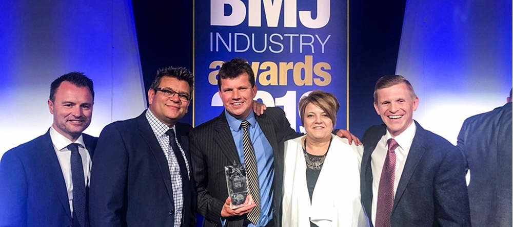 TIMco Named 'Best Distributor Brand' At BMJ Awards