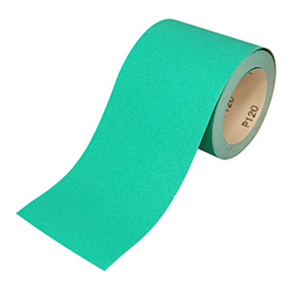 Picture for category Sandpaper Roll - Green