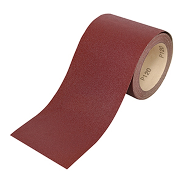 Picture for category Sandpaper Roll - Red