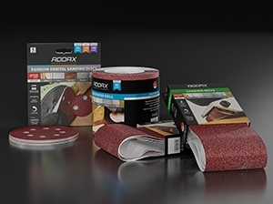 Introducing our expanded abrasives range
