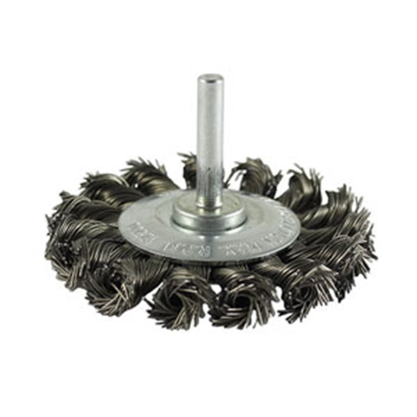 Picture for category Twisted Knot Steel Wire Wheel Brush