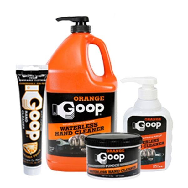 Picture for category Orange Goop Hand Cleaner