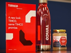A New Look TIMCO, same TIMCO Promise