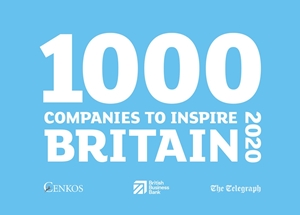 TIMCO identified in London Stock Exchange Group's '1000 Companies to Inspire Britain'  2020 Report