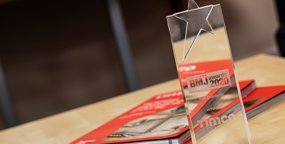 Builders Merchant Awards (BMJ) 2020