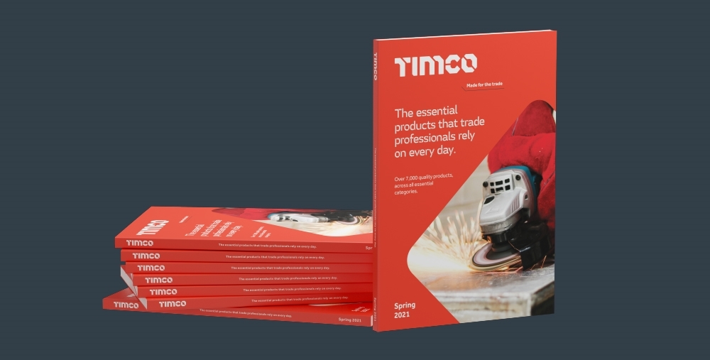 TIMCO Product Catalogue Spring 2021 Edition Available Now